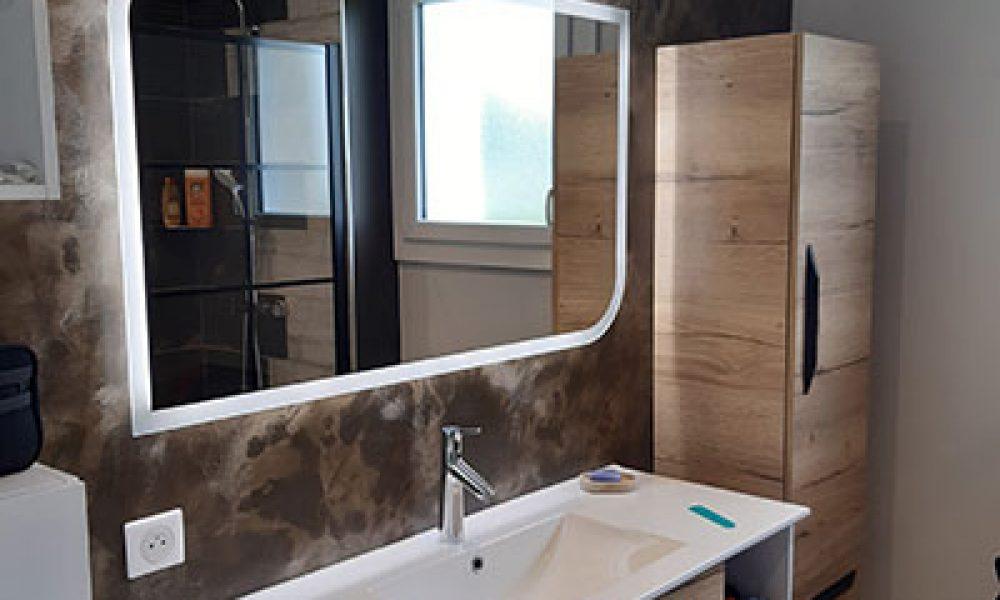 Enduit décoratif Salle de bain