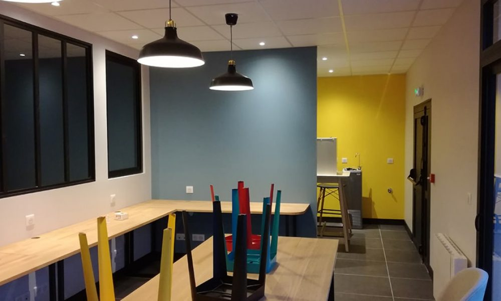 Peinture murs cuisine