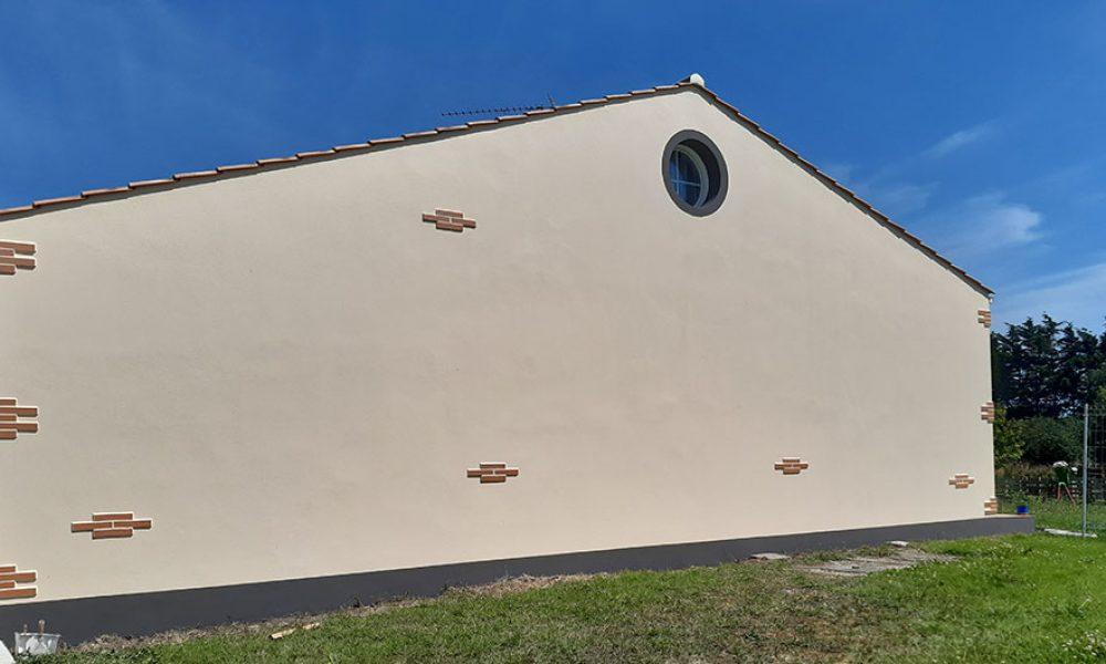 Ravalement Peinture extérieure Saint Uurbain