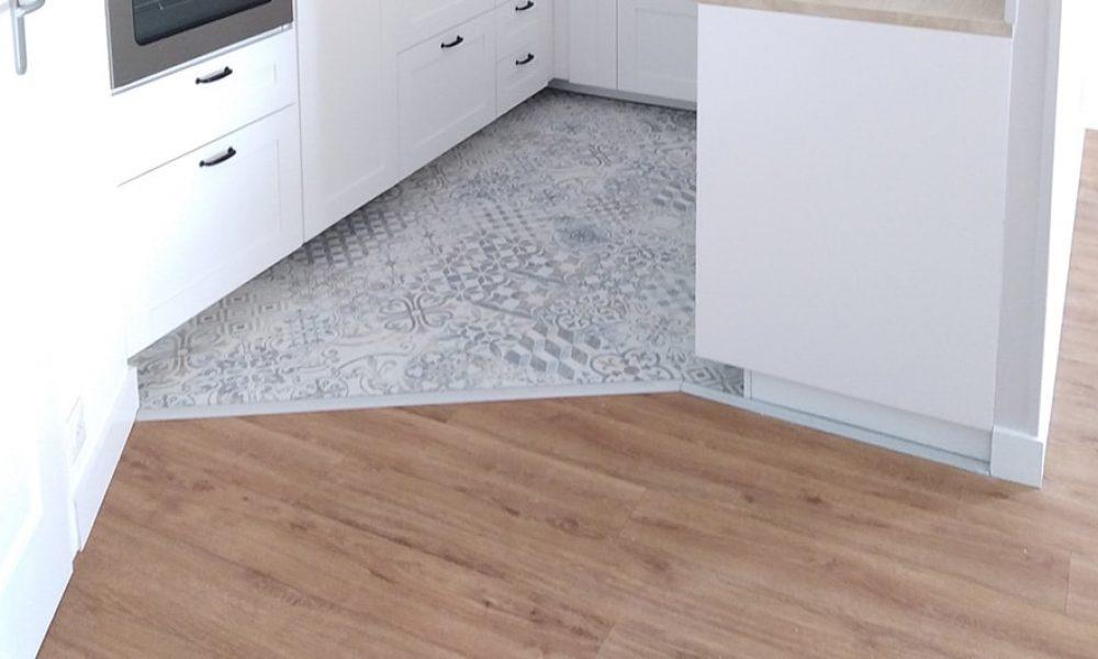 Revêtement de sol cuisine